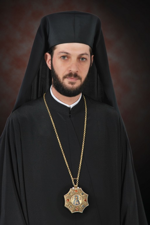 His Grace Kyrillos Bishop of Olympus